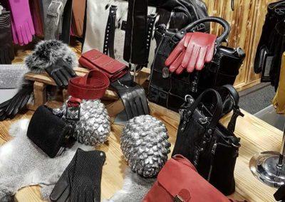 Lederhandtaschen Lederhandschuhe Stretchleder